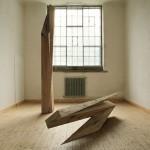 ash 04/05, 380 x 65 x 35 cm, 70 x 350 x 50 cm, 2004
