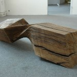 oak 05/07, 40 x 140 x 45 cm, 2005