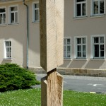 oak 08/11, height 300 cm, Ilm Distric Office, Arnstadt, 2008