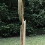 oak 13/04, 255 x 25 x 35 cm, 2013