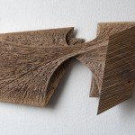 oak 17/07, 58 x 31 x 5 cm, 2017