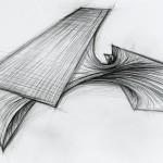 pencil on paper, 30 x 42 cm, 2019