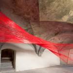"""""""zeit.raum"""", Liebenwein Tower Burghausen, 2013, exhibition view 10"""