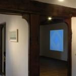 """""""zeit.raum"""", Liebenweinturm Burghausen, 2013, Ausstellungsansicht 6"""