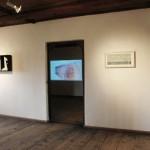 """""""zeit.raum"""", Liebenweinturm Burghausen, 2013, Ausstellungsansicht 7"""