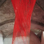 """""""zeit.raum"""", Liebenweinturm Burghausen, 2013, Ausstellungsansicht 9"""