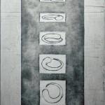 Radierung 00/03, 24,5 x 19,5 cm, 2000